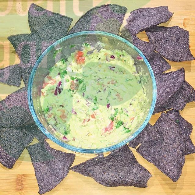 Classic Guacamole – 5 Ingredients